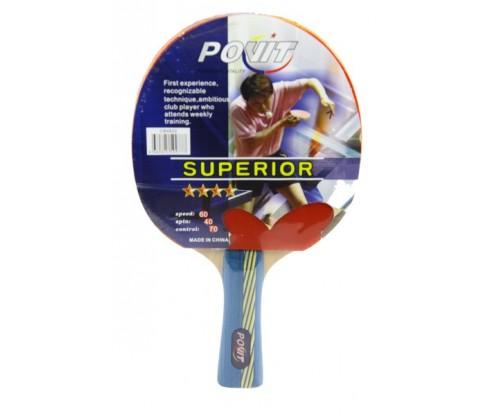 Povit Superior Masa Tenisi Raketi 4 Yıldız
