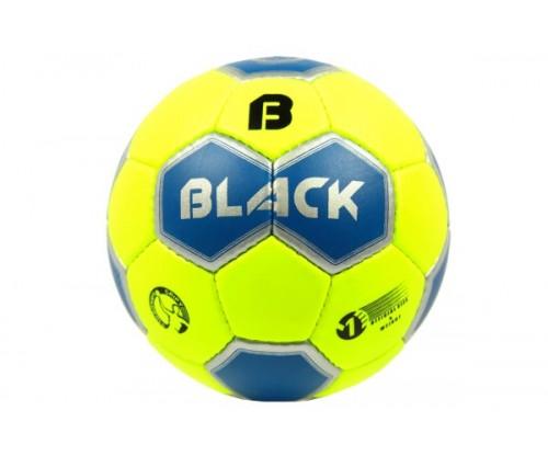 Black El Dikişli Deri Hentbol Topu No 1