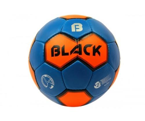 Black El Dikişli Deri Hentbol Topu No 2