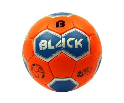 Black El Dikişli Deri Hentbol Topu No 3