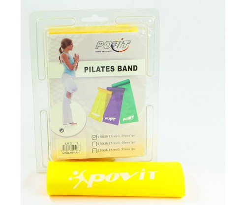 Povit Pilates Bandı (150 x 15 x 0,35mm)